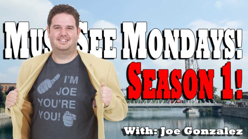 Must See Mondays Season 1