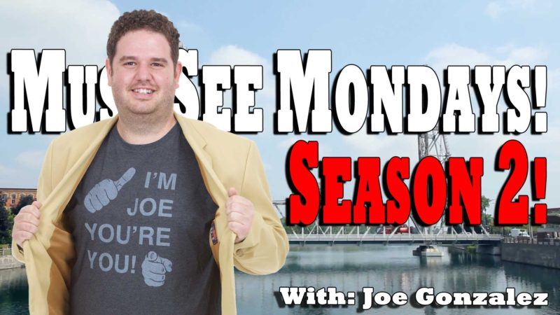 Must See Mondays Season 2