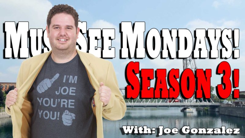 Must See Mondays Season 3