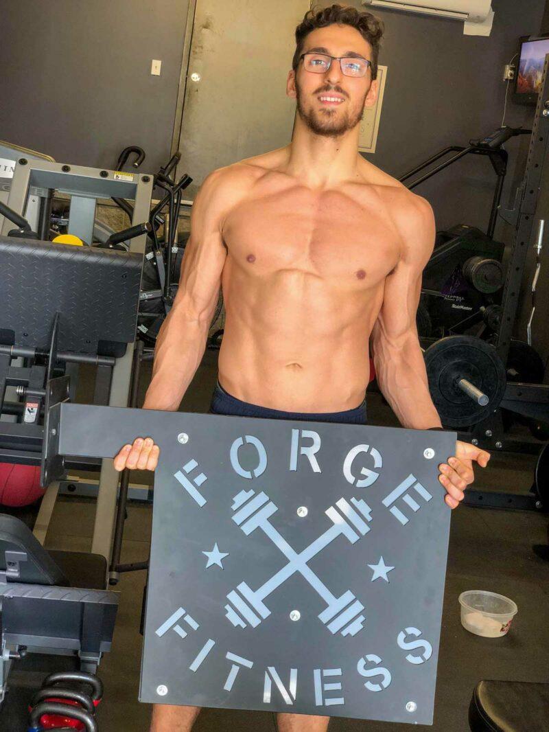 Joe-Gonzalez-Forge-Fitness-Welland 1